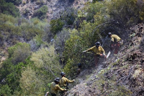 Willow Fire near Big Sur approaches 3,000 acres scorched, 0% containment