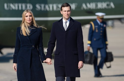Ivanka Trump's vacations cost Secret Service $347,000 after dad left office