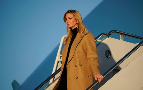 New job for Ivanka Trump: Joining pro-Trump think tank, report says