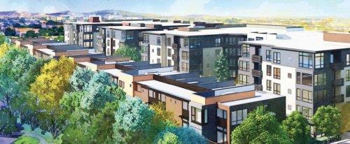 High-profile Los Altos housing project site faces auction over loan default