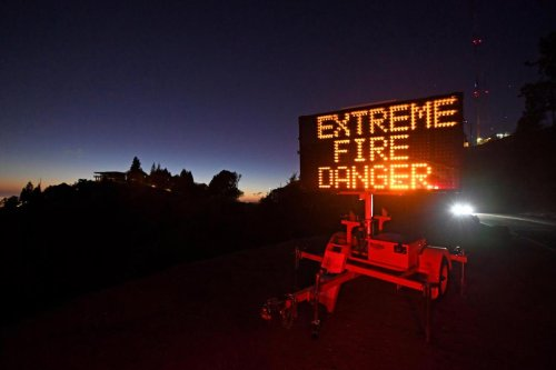 Rising temperatures, off-shore flow bring weekend red flag warning to East Bay