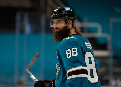 Why the Sharks' next game could be Brent Burns' last in teal