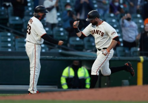 SF Giants HQ: Club earns respect in national power rankings, the jaw-dropping start from an outfield prospect,
