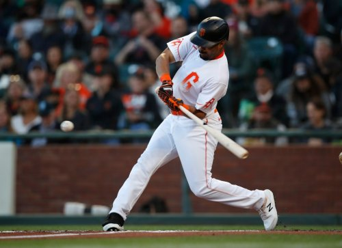 SF Giants' Kapler staggers lineup in anticipation of Dodgers bullpen game