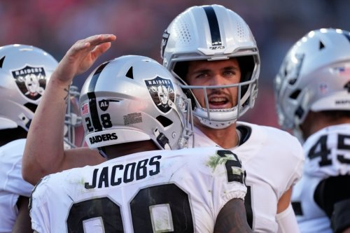McDonald: Raiders briefly step out of Gruden's dark shadow for feel-good win