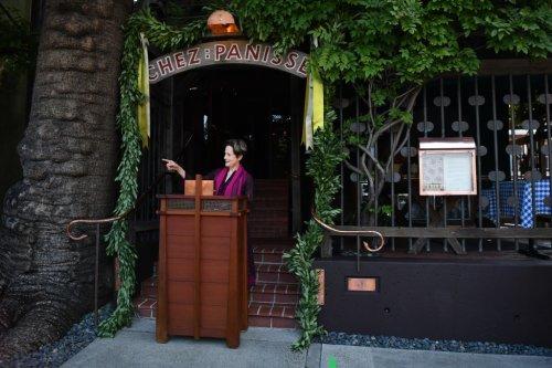 Alice Waters' Chez Panisse restaurant delays reopening until 2022