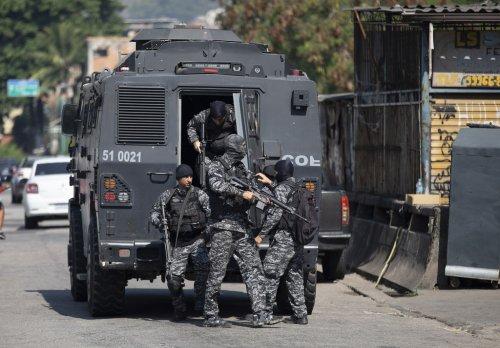 At least 25 dead in police raid in Rio de Janeiro