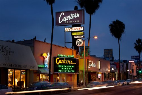 L.A.'s famous Canter's Deli now available on Peninsula and in South San Jose