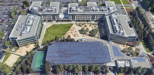 Tech titan agrees to sell big office campus in Mountain View
