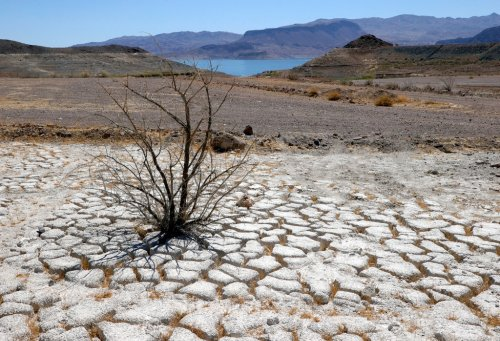 The shocking numbers behind the Lake Mead drought crisis