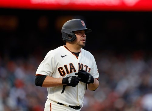 Dodgers blow out SF Giants, concerns arise after Posey departs early