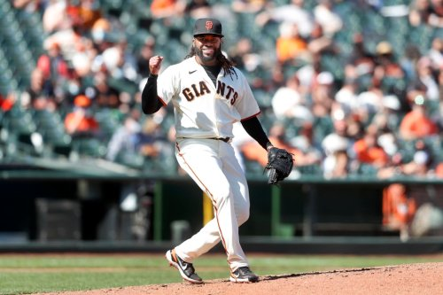 Johnny Cueto turns in a masterpiece, Brandon Crawford delivers the big hit in SF Giants' home opener win
