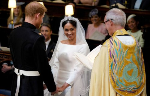 Harry to face archbishop who refuted Meghan's secret wedding claim