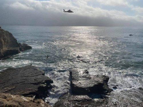 Drowned man second Santa Cruz Coast mishap in three days