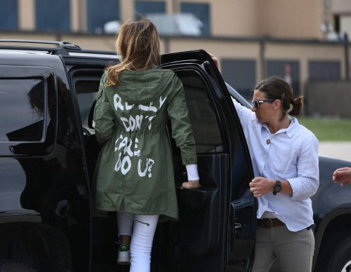 The time Melania Trump 'knew she had royally messed up'