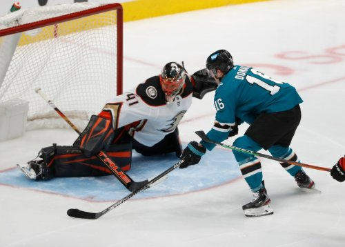 Dismal homestand continues as Sharks lose to Anaheim Ducks