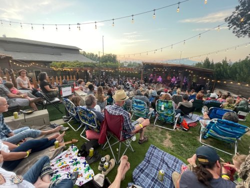 This Marin County hotspot is one of Bay Area's best music venues