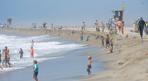 Where's the sand? Some California coastal cities hope delivery to local beaches will come