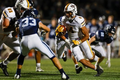 High school football: How St. Francis toppled Bellarmine for sixth year in a row