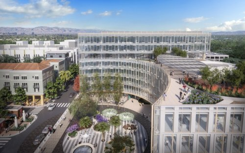 NetApp will move headquarters to San Jose's Santana Row