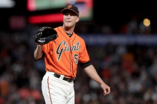 How a surprise deadline deal changes the SF Giants' pitching staff