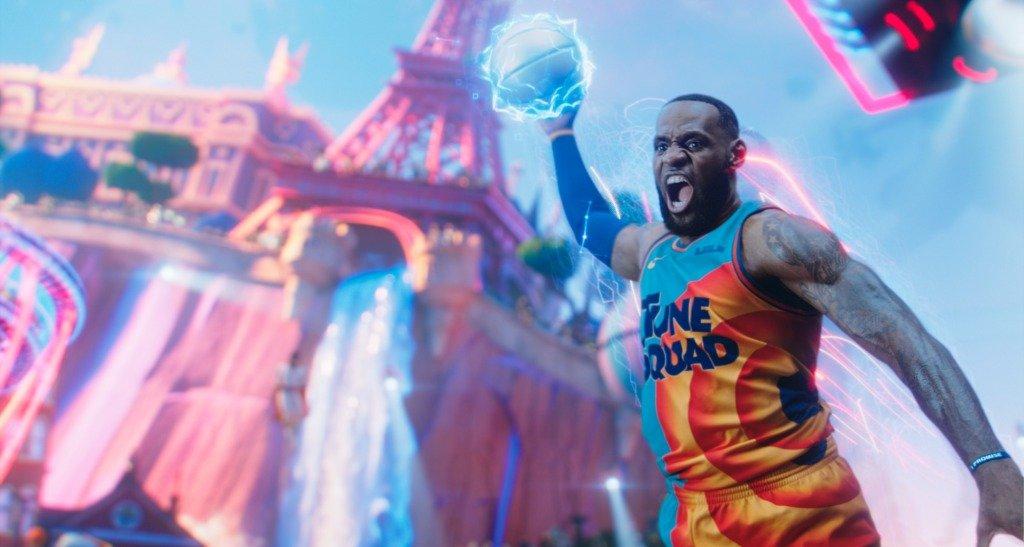 LeBron James' 'Space Jam' sequel set to make a commercial splash