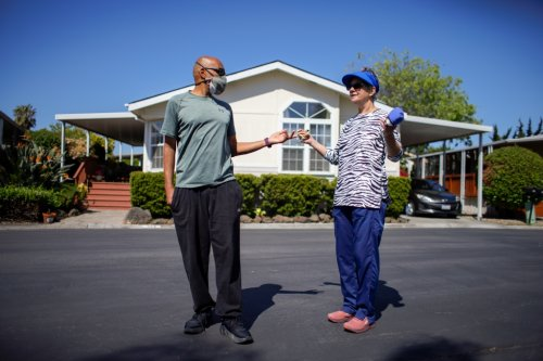 'We're like hostages:' Mobile park residents say rent increases threaten Silicon Valley's last affordable housing option