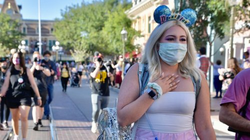 Disneyland reopens to the public after 13-month coronavirus closure
