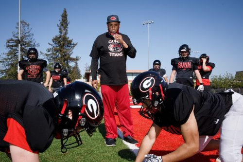 Like 'Friday Night Lights': Unique formula leads to football success at academically minded Bay Area high school