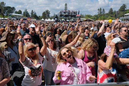 Going to BottleRock Napa 2021? Bring proof of vaccination