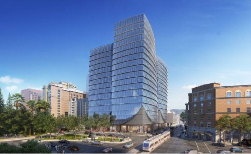 San Jose approves showcase 18-story downtown San Jose office tower with rooftop gardens