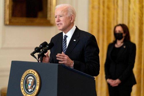 Watch live: Biden, Harris address nation after Chauvin found guilty
