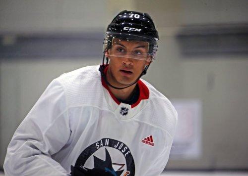 Seattle Kraken makes surprising pick from Sharks' roster in NHL expansion draft