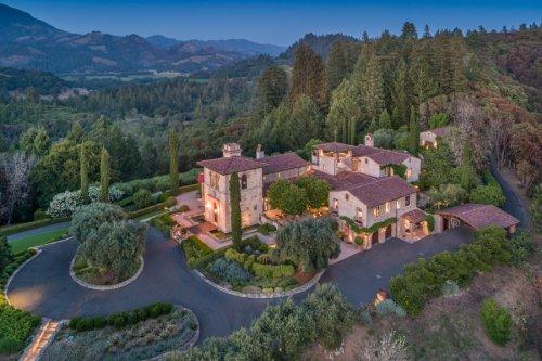 Photos: 49ers great Joe Montana trims price on Calistoga mansion to $24.5M