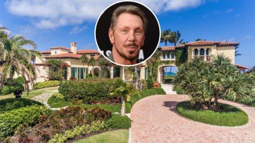 Photos: Tech billionaire Larry Ellison pays $80 million for Palm Beach mansion