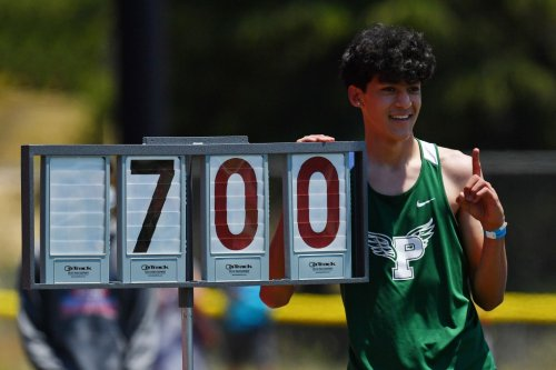 How Palo Alto's Aaron Kim reached rarefied air in high jump at CCS track finals