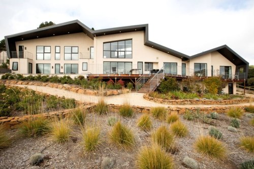 Modern Home Tours: Greening it up in Sonoma's wine country