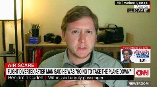 Delta passengers and crew subdue off-duty flight attendant on Atlanta-bound flight