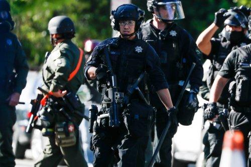 San Jose officer's viral protest outburst spurred vast majority of police complaints in 2020