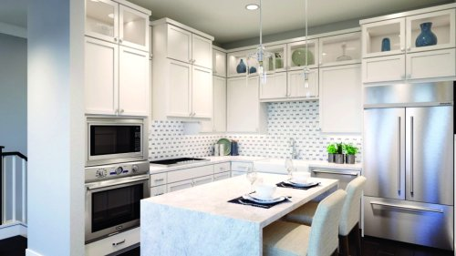 Beautifully finished quick-delivery homes at Woodbury Highlands
