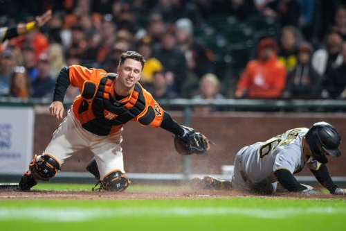 SF Giants run out of magic, drop opener to last-place Pittsburgh Pirates
