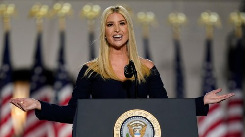 Ivanka Trump struggles to move past father's election lies, report says