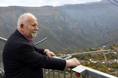 Vartan Gregorian, longtime head of Carnegie Corporation, dies at 87