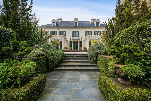 Photos: Hillsborough mansion once owned by Hearst family sells for $12.75 million