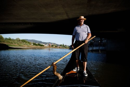 Gondola rides in Napa are yet another Wine Country treasure