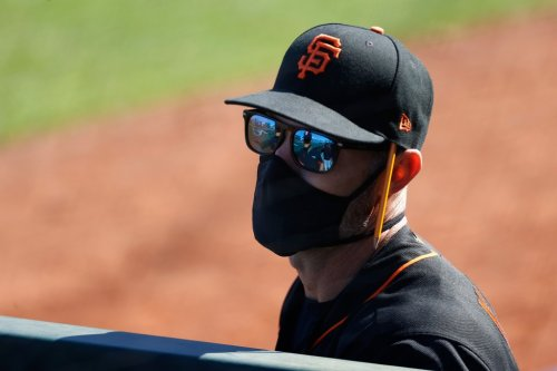 Kurtenbach: Mr. Robot no more — SF Giants manager Gabe Kapler is playing to the crowd