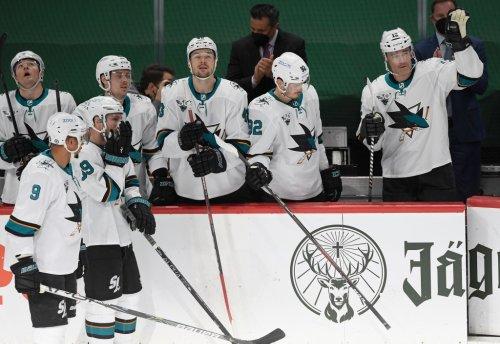 Minnesota Wild honors Patrick Marleau, then flattens San Jose Sharks