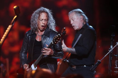 Metallica is playing a small club show in San Francisco tonight
