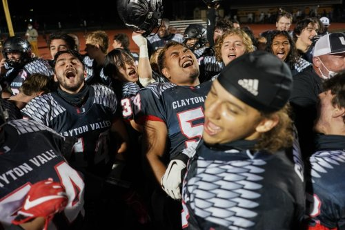 Week 6 high school football rankings: Bay Area News Group Top 25