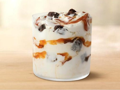 McDonald's giving away free McFlurry on May 4